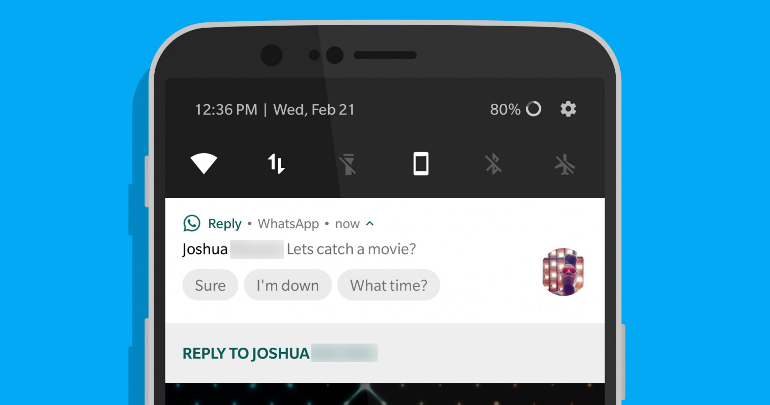 Google's Reply is shaping up to be the messaging assistant of my dreams