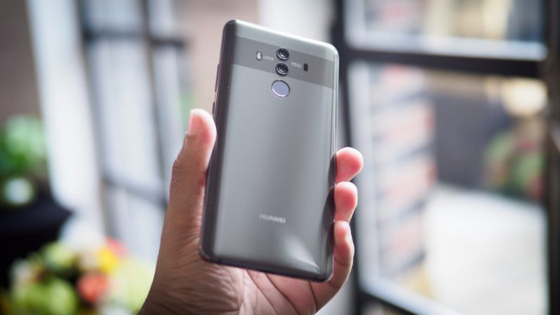 You can finally pre-order Huawei's Mate 10 Pro in the US