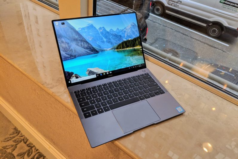 MateBook X Pro hands-on: Huawei is getting really good at making laptops