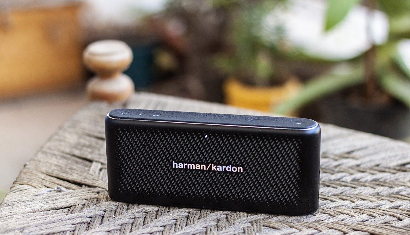 Harman Kardon's Traveler speaker puts detailed sound in your pocket