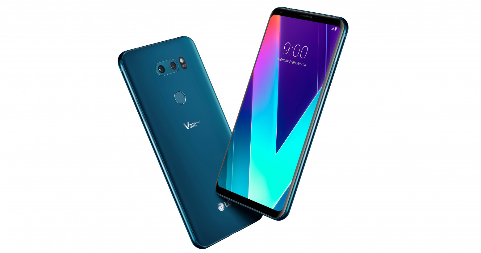 LG's V30S ThinQ is basically a clone of the V30 with a