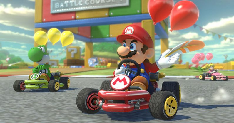 Nintendo's Mario Kart racer is coming to phones by March 2019