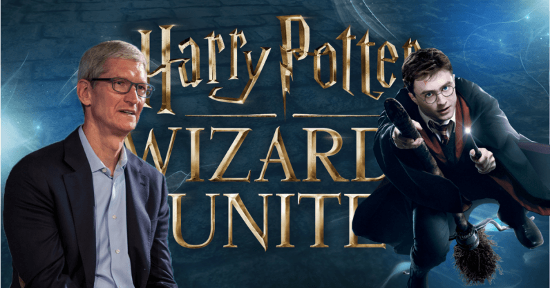 Niantic's Harry Potter game will be a defining moment for AR
