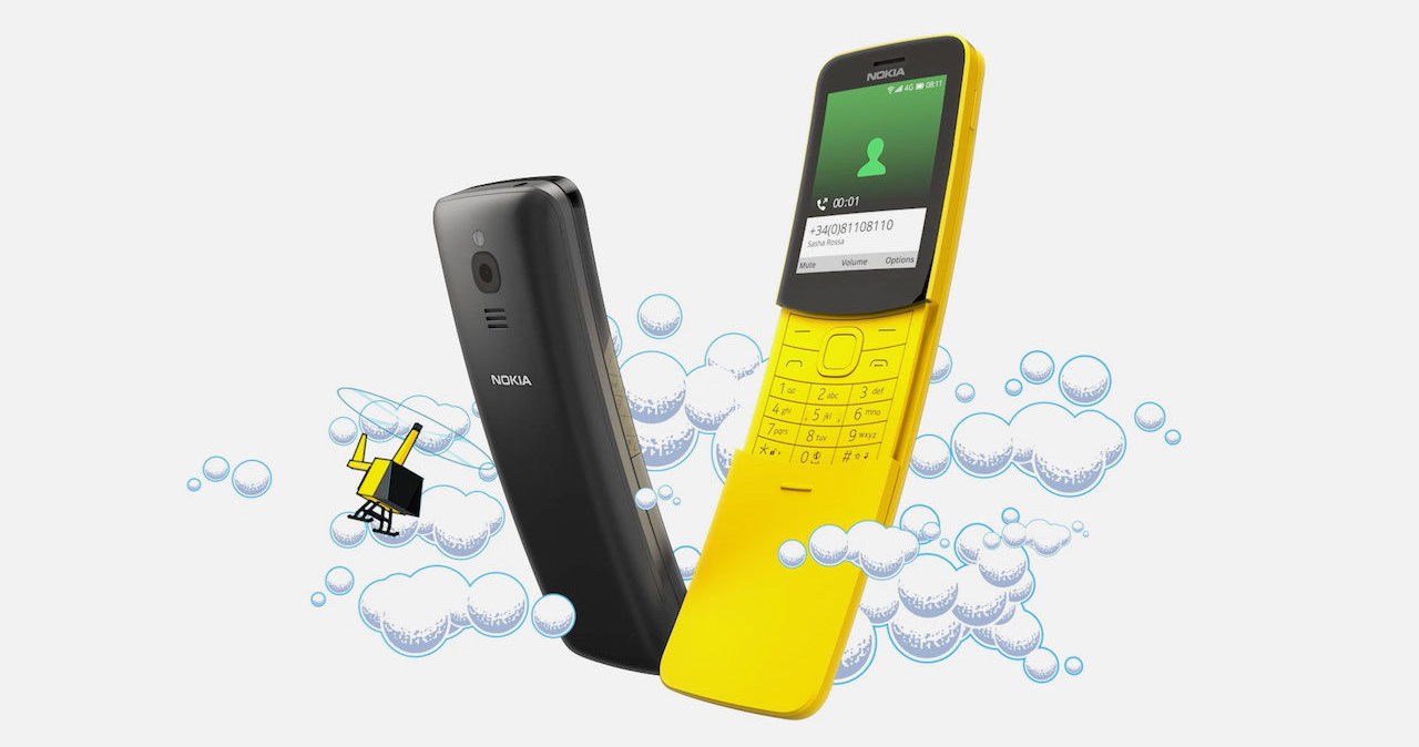 Nokia Brings Back The 8110 Slide Phone From The Matrix
