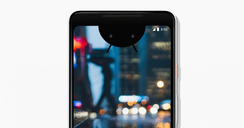 Leak: Google Pixel 3 may get smaller bezels… and a notch