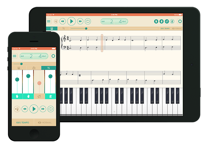 How technology is helping me learn piano