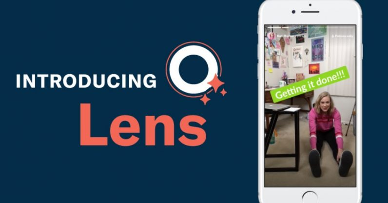 Patreon's new Lens should avoid being too much like Snapchat