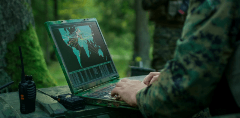Where are our cyber peacekeeping forces?