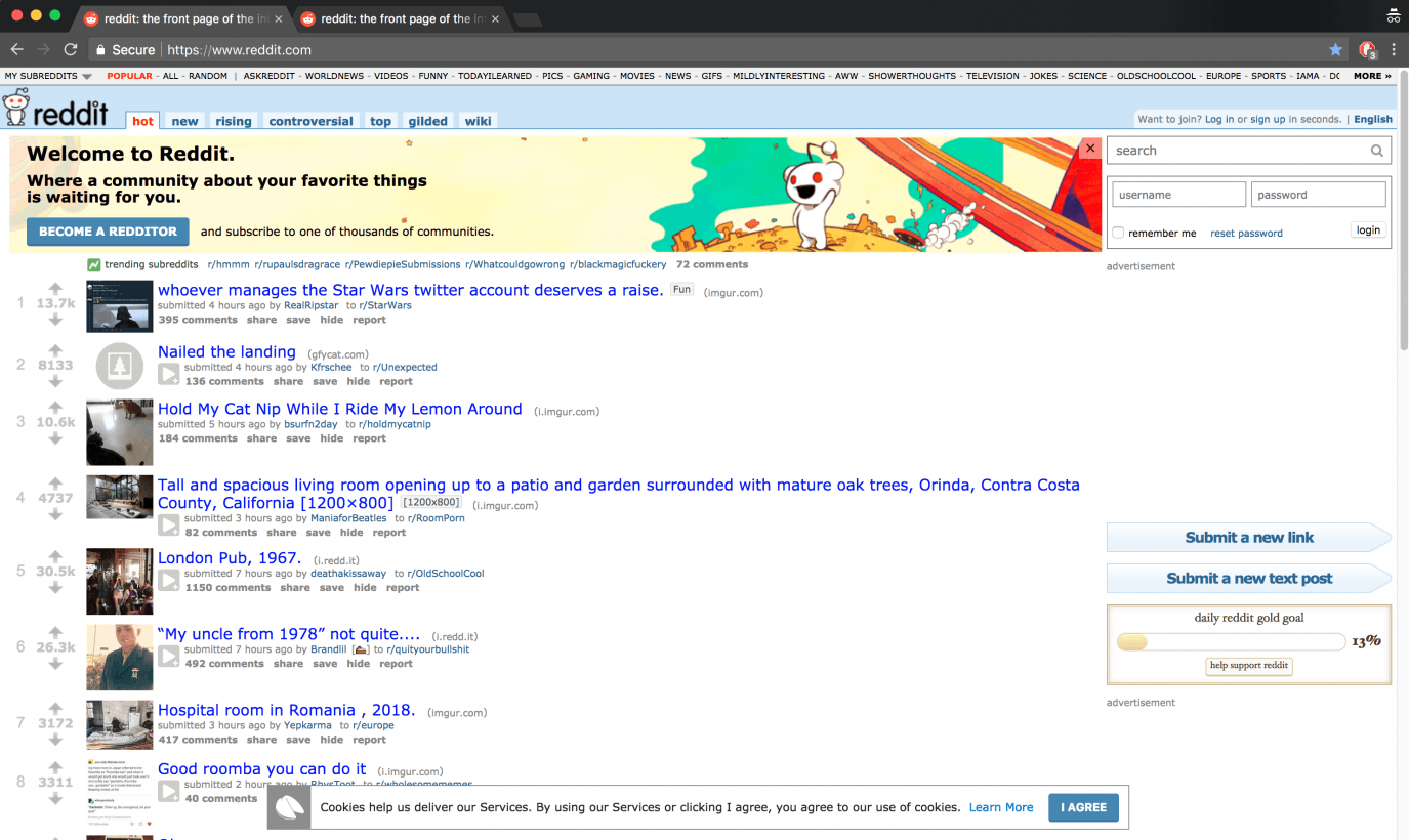 PSA: Beware this malicious Reddit knock-off that steals your