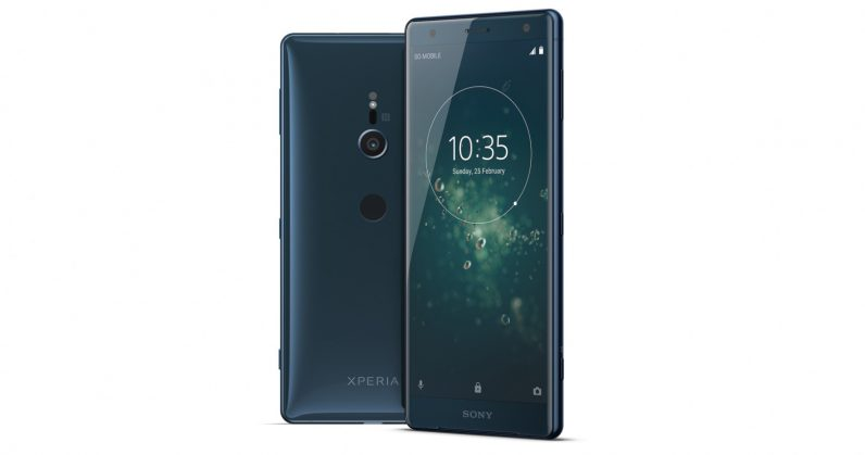 Sony finally goes bezel-less with the Xperia XZ2 series