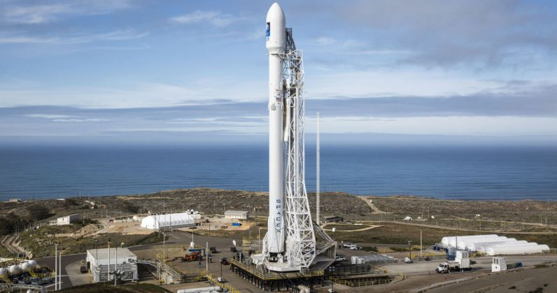 SpaceX to launch 60 more Starlink internet satellites on Tuesday (Update: Scrubbed until Wednesday or ...