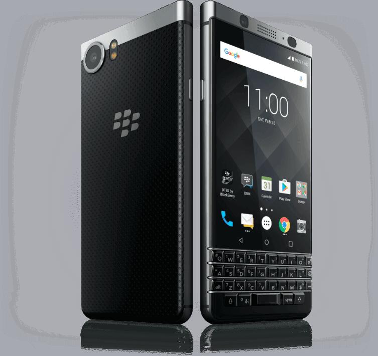BlackBerry's KEYOne from 2017