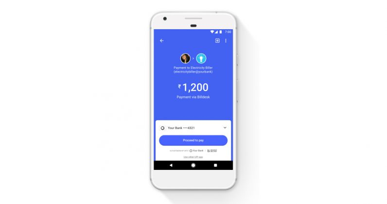 Google's Tez app for India now pays your utility bills with