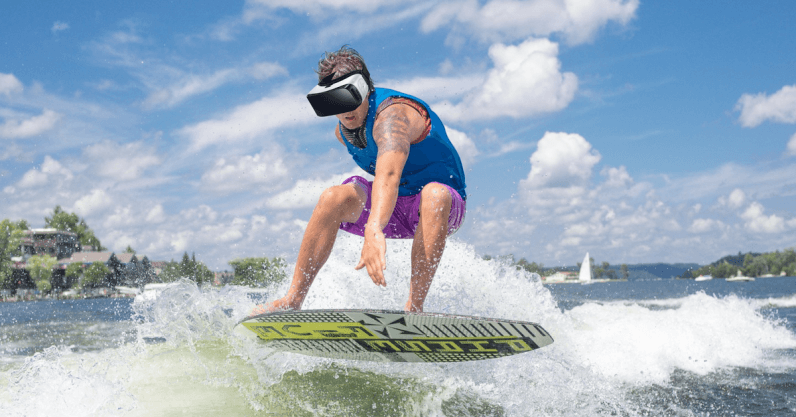 To ride the virtual reality wave, start paddling now