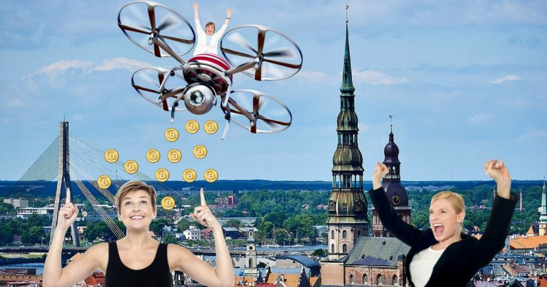 Latvian startups to watch: 3D printed casts, crypto inheritances, and a tiny manned aircraft