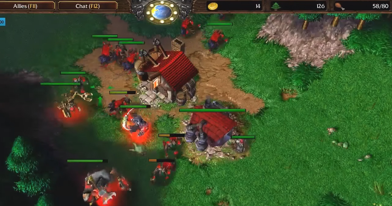 Warcraft III makes a comeback after 15 years with patch and tournament