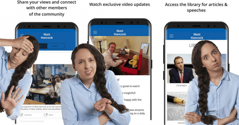 What this British politician's terrible app can teach us about UX design