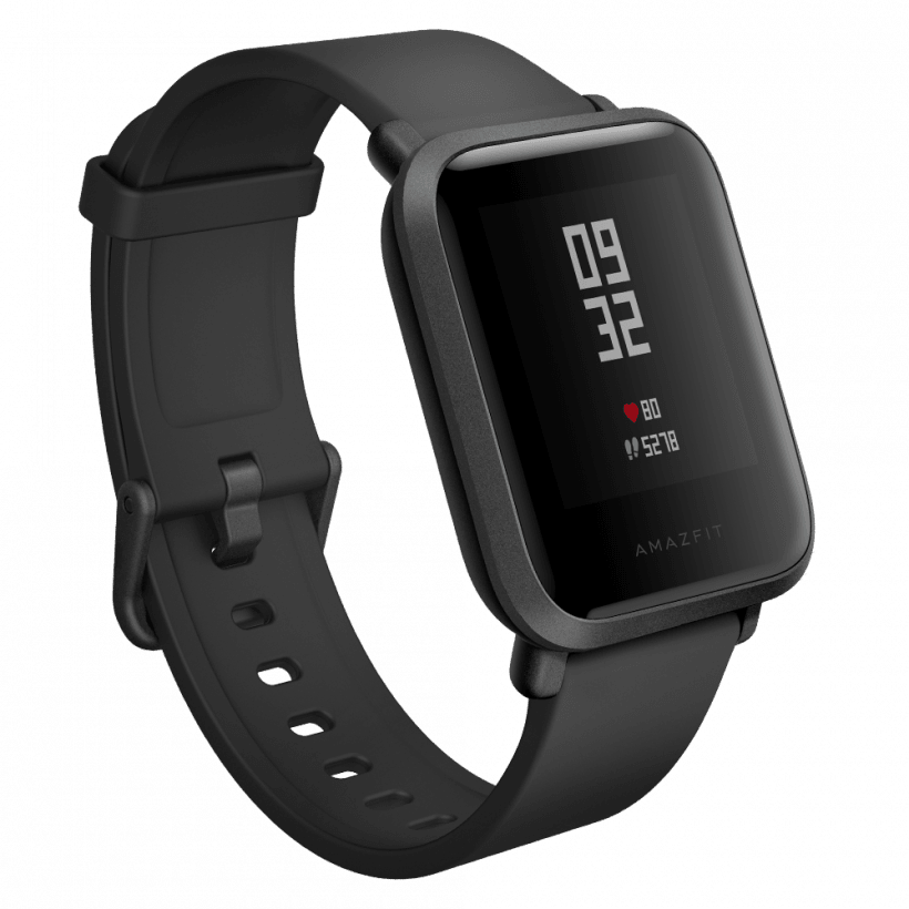 Amazfit S New Bip Smartwatch Promises 45 Day Battery Life