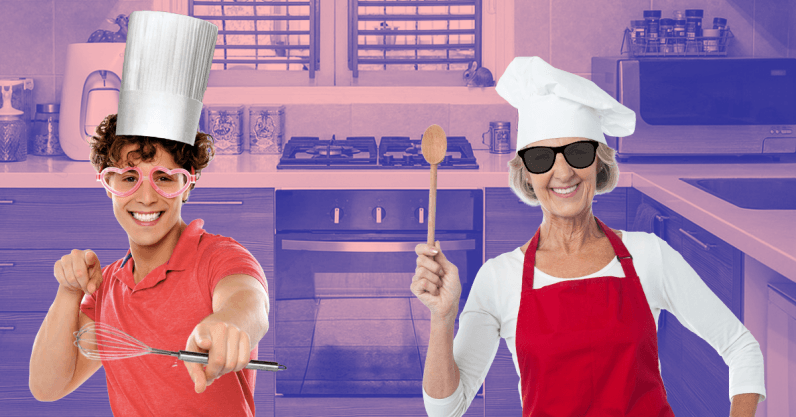 Baking mischief and delight into your products will make people love them