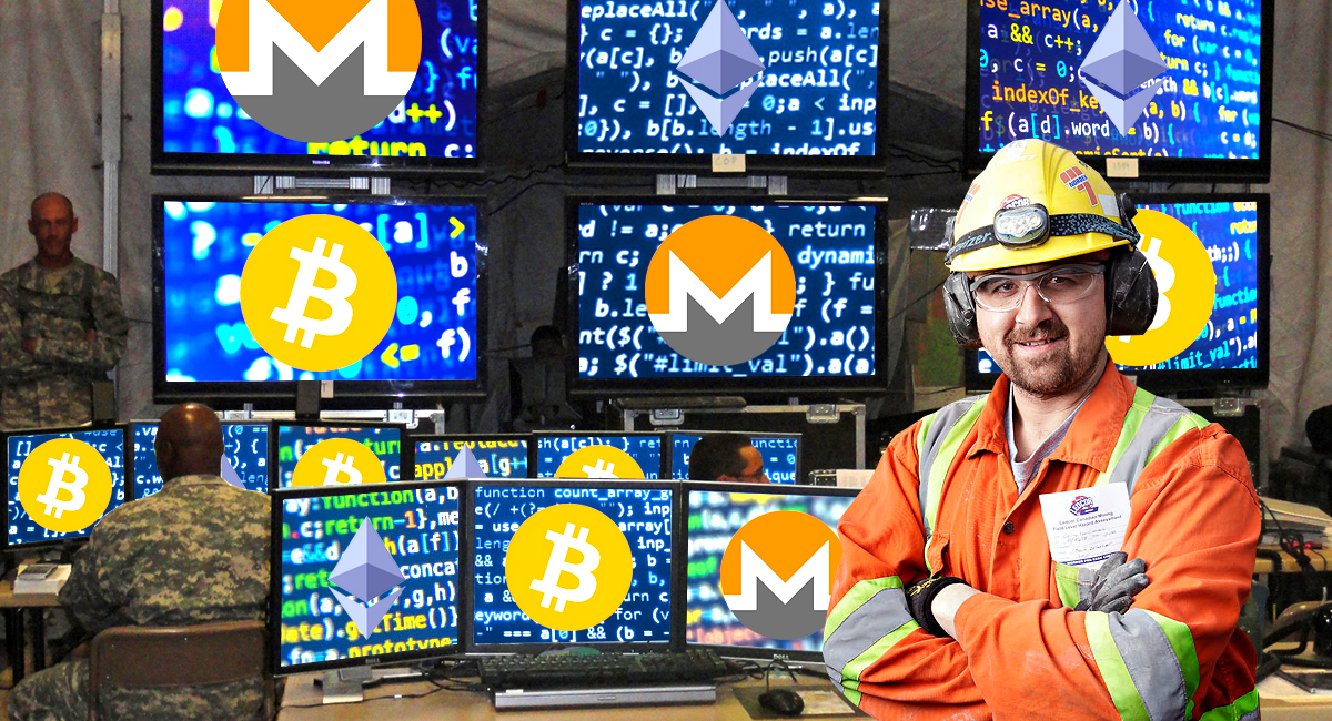 Researcher finds 50,000 sites infected with cryptocurrency mining malware