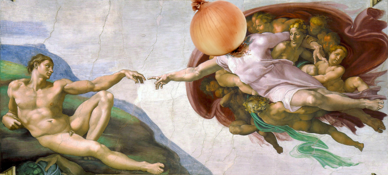 Hacker tricks official Vatican News site into declaring God an onion