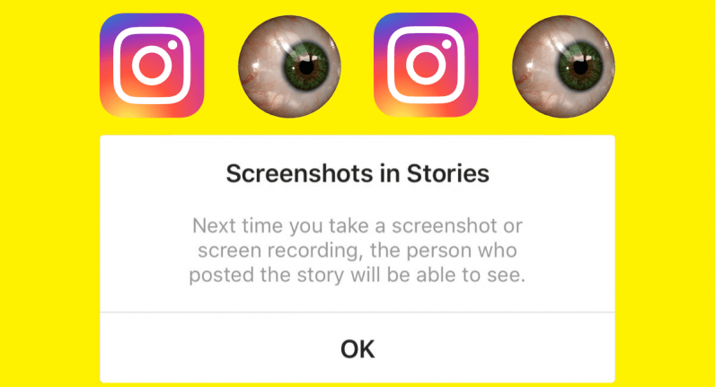 Instagram alerts people when you screenshot Stories, here's