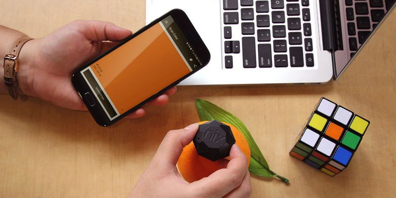 The Nix Color Sensor matches your color every time…and it's 30% off