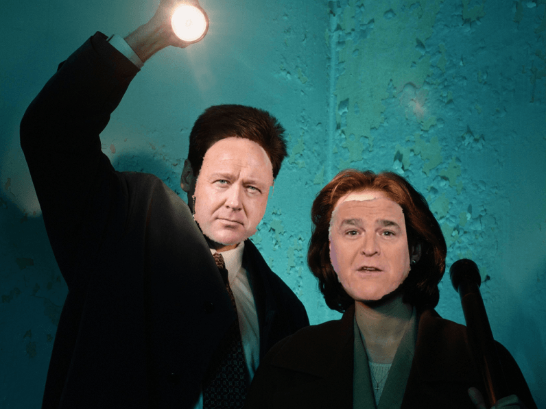 I played the new X-Files game, unfortunately