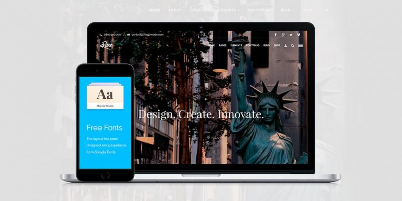 Get a lifetime of WordPress themes that don't look like everybody else's site for over 80% off