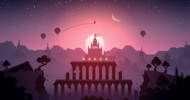 How Alto's Odyssey transports players to a whole new world