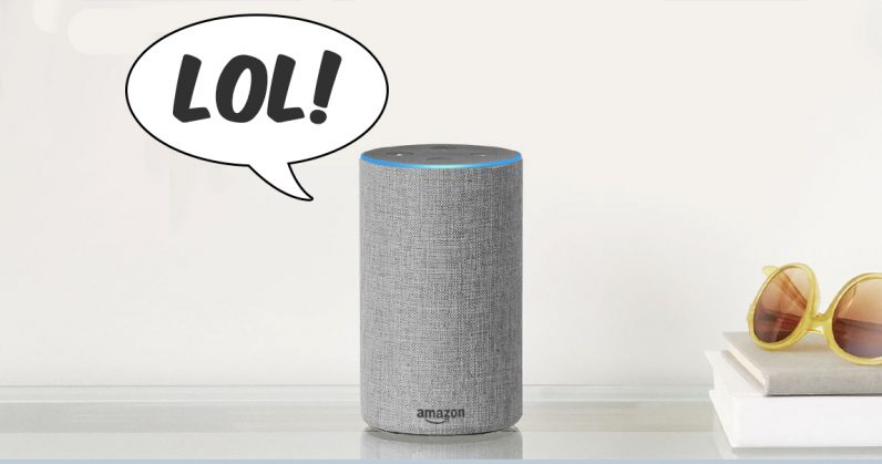 Alexa will tell you when it has done its homework