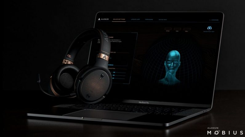 Audeze's new gaming headphones track your head movements for convincing 3D sound