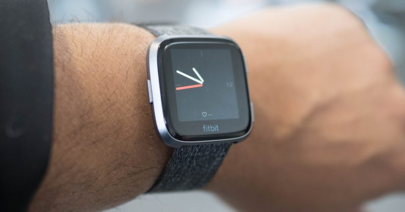 Fitbit's new Versa is a $199 fitness tracker for the Apple