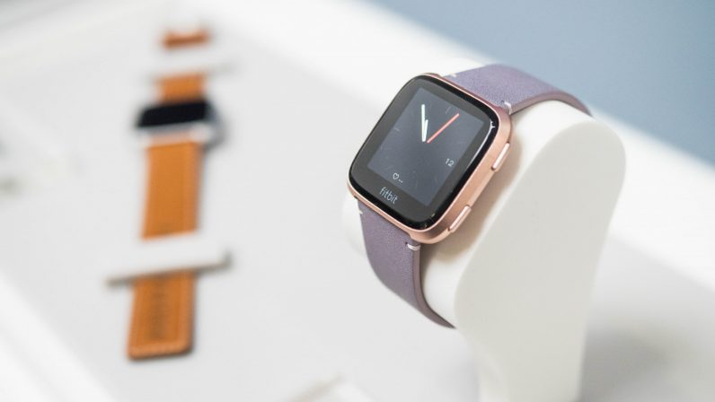 Fitbit brings female health tracking and quick replies to the Versa and Ionic