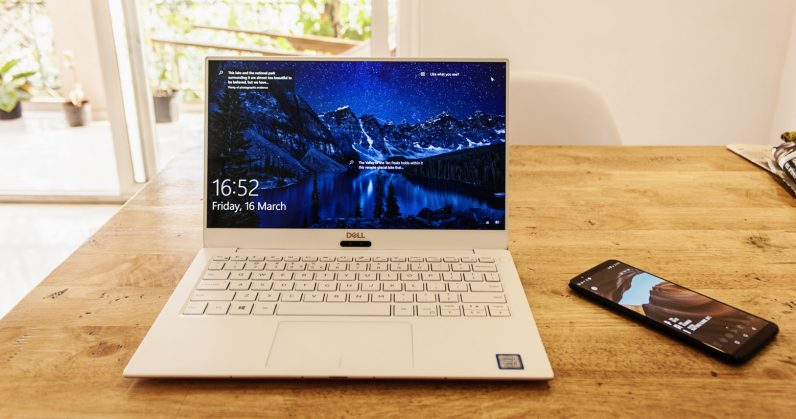 Dell's new XPS 13 laptop is a tiny beautiful workhorse