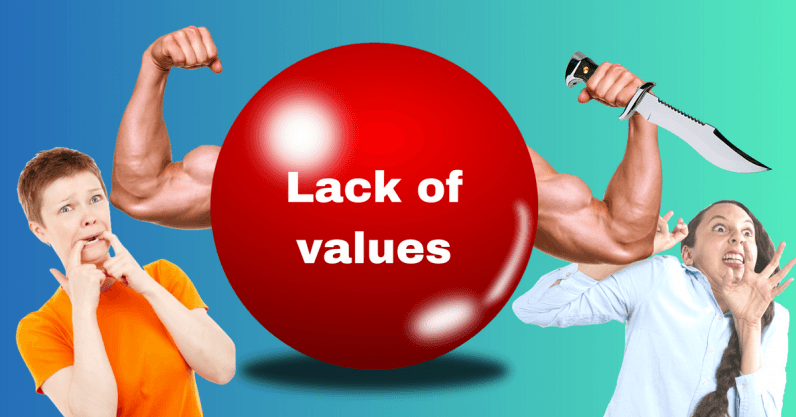 Lack of values will kill your startup