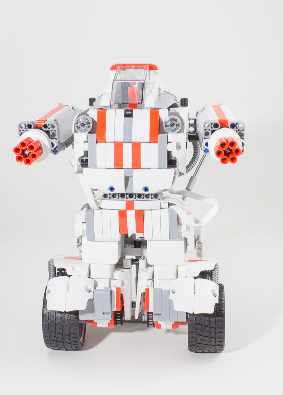Review Xiaomis Mi Robot Builder Is 978 Pieces Of Educational Fun