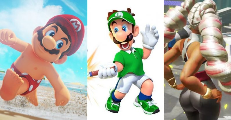 Let's talk about Luigi's bulge