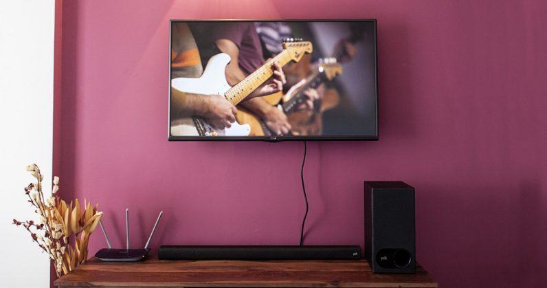 Polk Audio's $150 Signa S1 soundbar upgrades your living room on the cheap