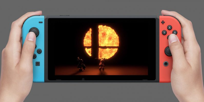 Super Smash Bros announced for Nintendo Switch, and the internet's hype is real