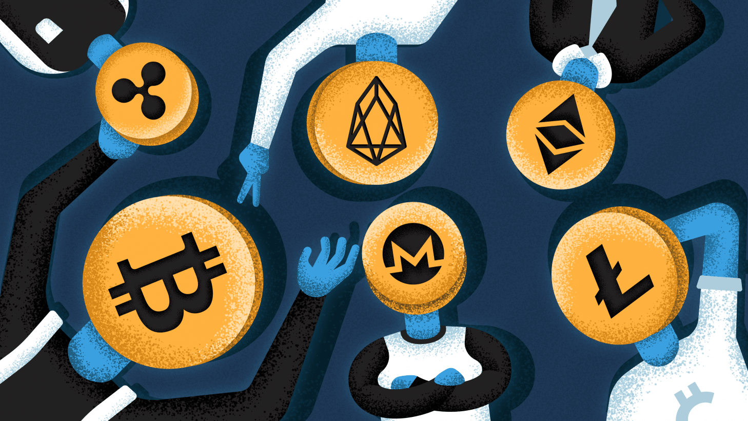 How to pick the the right cryptocurrency to invest in