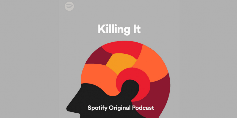 Spotify's newest podcast is about mental health and startup life
