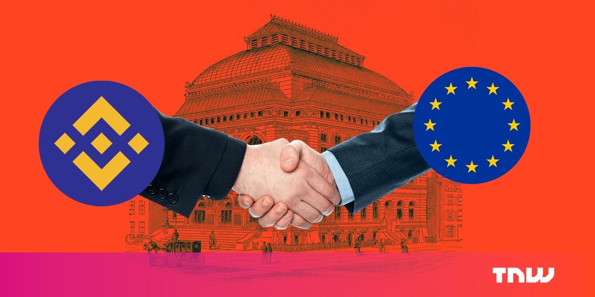 Binance looks towards Europe after crackdowns in Japan, Hong Kong and China