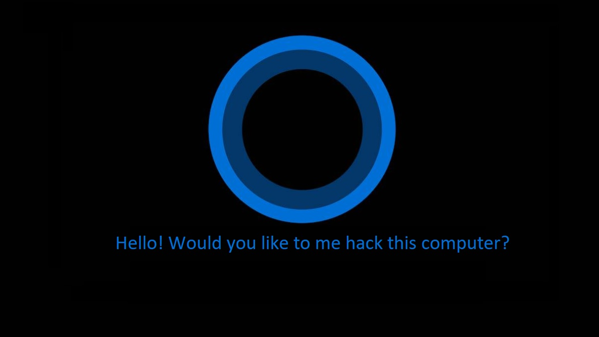 Hackers can use Cortana to open websites on Windows 10 even