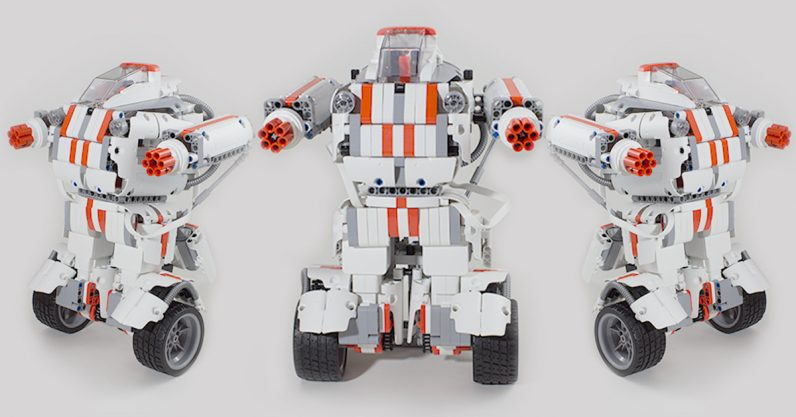 Review: Xiaomi's Mi Robot Builder is 978 pieces of educational fun