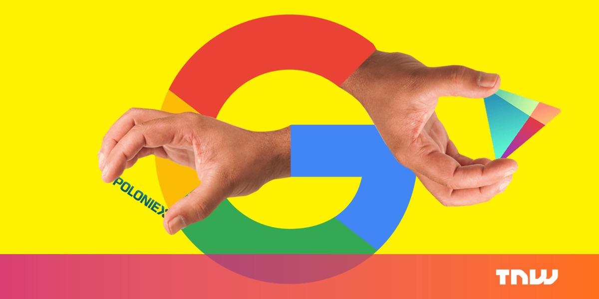 Google-poloniex-social
