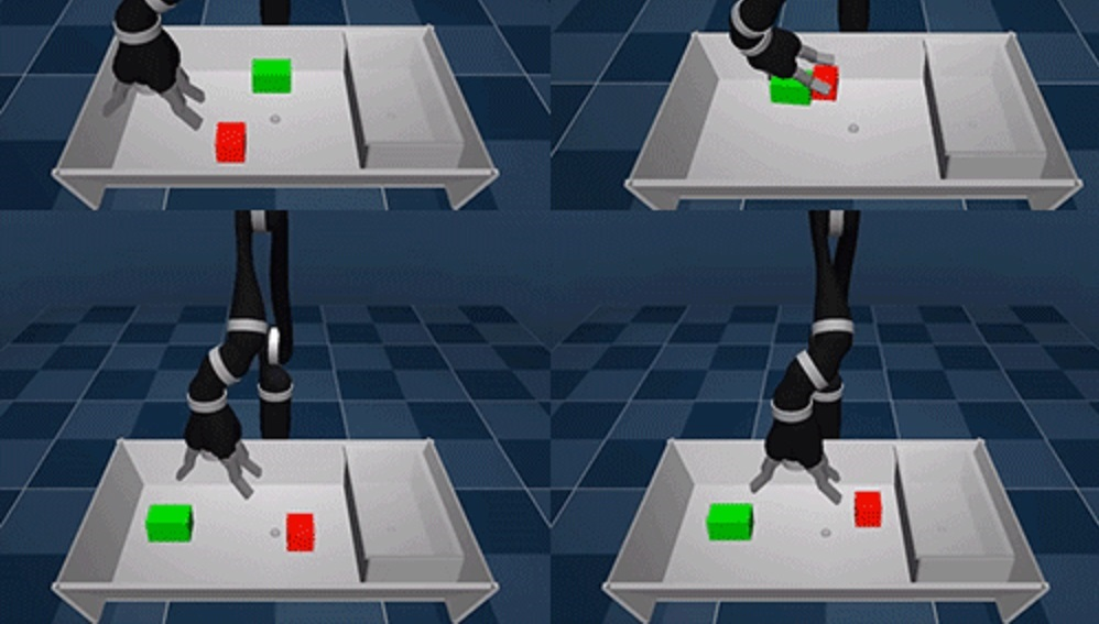 DeepMind's new robots learned how to teach themselves