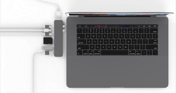 HyperDrive is a sleek solution to our biggest issue with newer MacBooks