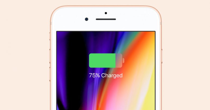 Welcome to 2013: New iPhones could finally come with fast charging