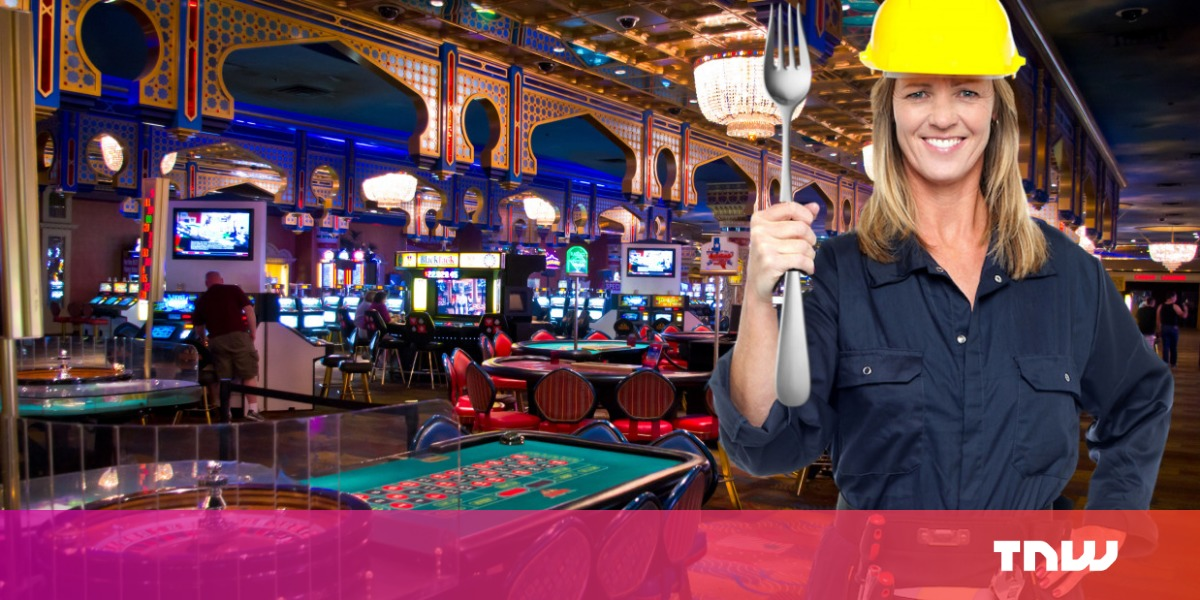 This gambling platform forked its own blockchain to beat the competition